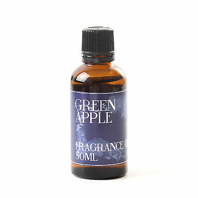 Mystic Moments | Green Apple Fragrance Oil - 50ml (FO50GREEAPPL)