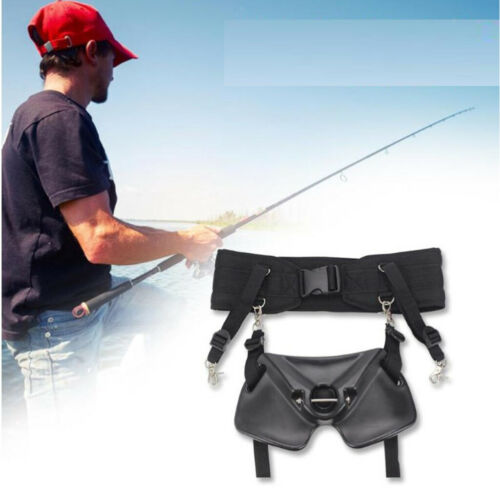 Big Game Fishing Fighting Belt Taillengeschirr Gimbal Jigging Stand Up Rod