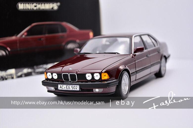 Minichamps 1:18 BMW 730i E32