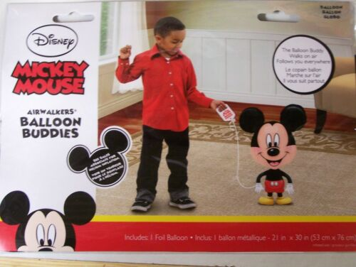 Disney Mickey Mouse Airwalker Buddy Foil Balloon party birthday