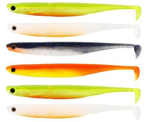 per pack Soft baits COLOURS Westin KickTeez ST 9cm 4g 6pcs