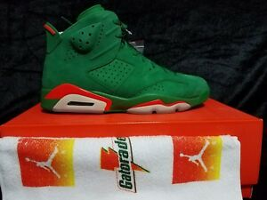 Image is loading NIKE-AIR-JORDAN-6-RETRO-VI-NRG-G8RD-