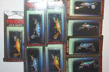 9 lures kit assortment yo zuri aile goby trout ultralight fishing bait fan tail