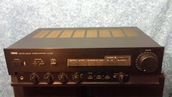 Yamaha Natural Sound Stereo Amplifier Ax - 500 Goed Verkopen Over De Hele Wereld