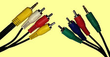 NEW TiVo AV Cable Set for TiVo Mini, TiVo Roamio and TiVo Roamio OTA