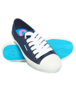 Superdry Womens Low Pro Sneakers   eBay