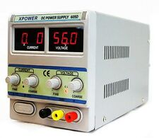 Bench 30 Volt 10 Amp AC to DC Digital Power Suppy Voltage Current Transformer