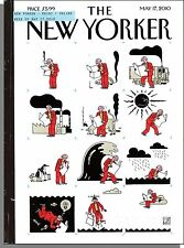 New Yorker - 2010, May 17 - Cancer Drug, The Music in Lost, Chatroulette