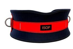Arnés de Escalada con Cordón  Bolso de Cintura de Arnés de Seguridad para Cuerpo