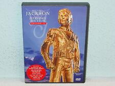 "*****DVD-MICHAEL JACKSON""HISTORY ON FILM-VOLUME II""-1998 SMV Enterprises*****"