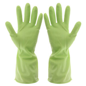 Gloves-Dish-Washing-Cleaning-Waterproof-Soft-Rubber-Scouring-Kitchen-Gloves