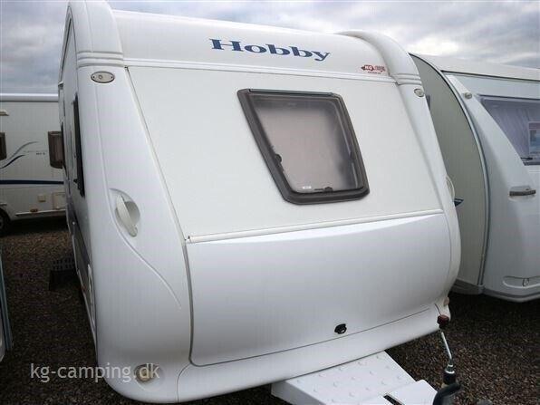 Hobby De Luxe 460 UFe, 2010, kg egenvægt 1077
