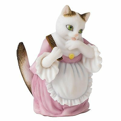 Beatrix Potter A26147 Tabitha Twitchit Cat Miniature Figurine