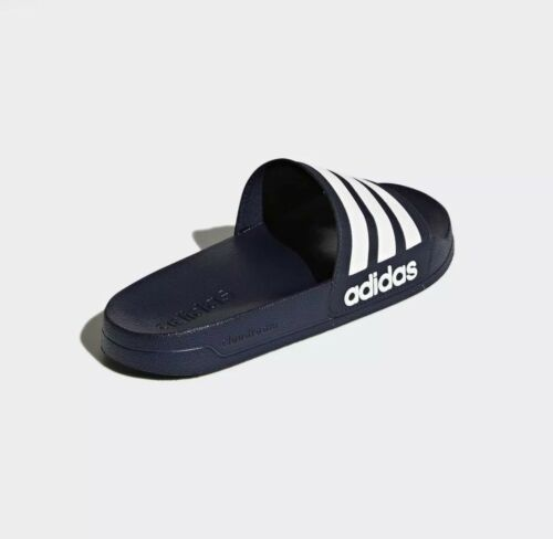 Adidas Adilette Slides Sandal Azul Slippers Aq1703 marino Cf Env blanco v5rqFwv