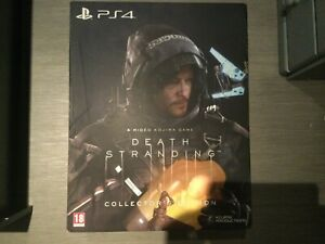 Death Stranding collector ps4