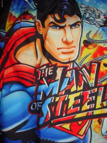 10 Taglia costume con 704386601300 etichette Superman bagno Nuovo bagno 12 di da Costume Shorts da Trunks ~ q6wvxATP