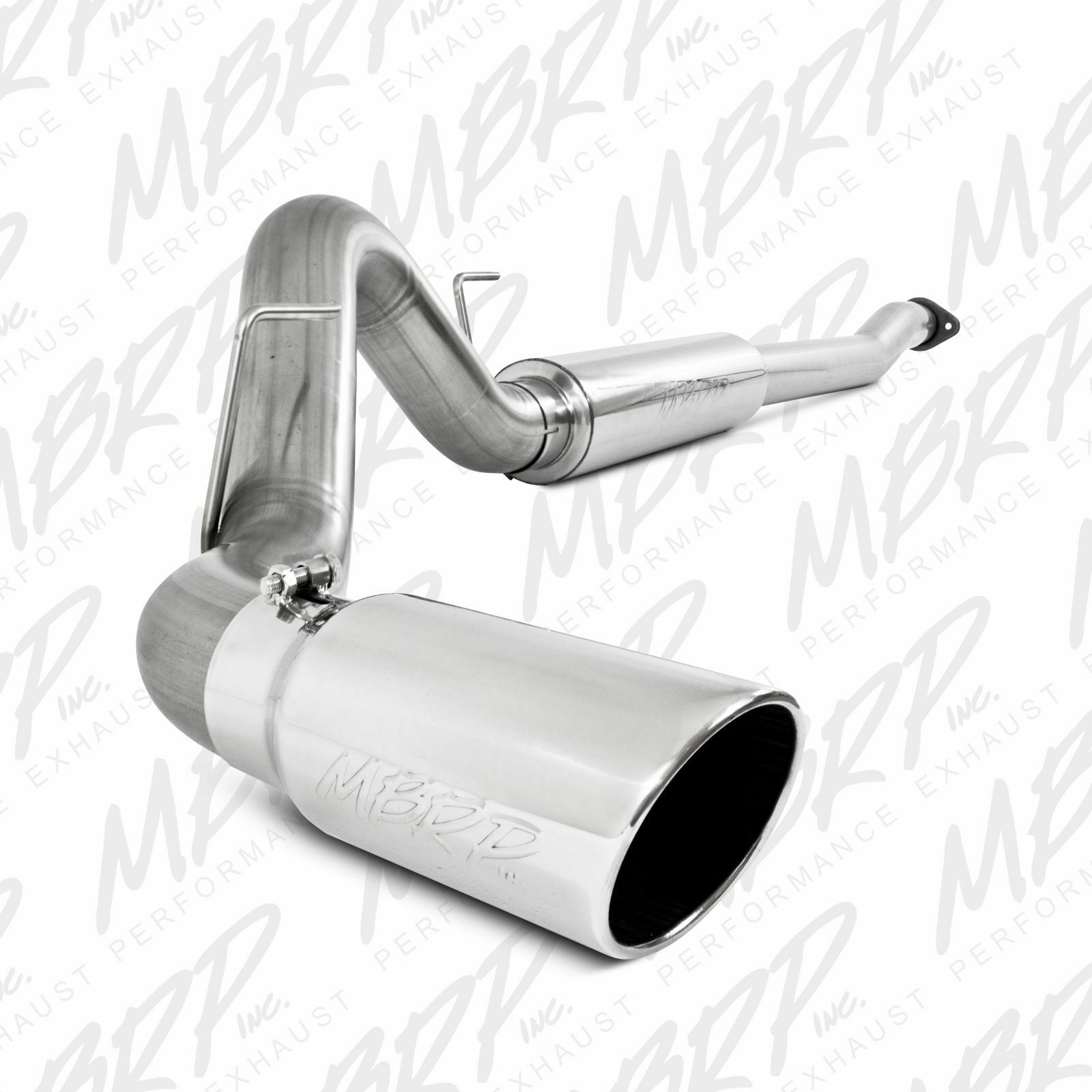 >MBRP 4-inch Cat-Back Exhaust