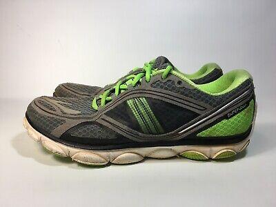 Men 10 m Running Green Gray Black