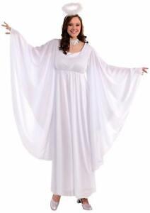 Angel-Heavenly-Guardian-White-Christmas-Fancy-Dress-Up-Halloween-Adult-Costume