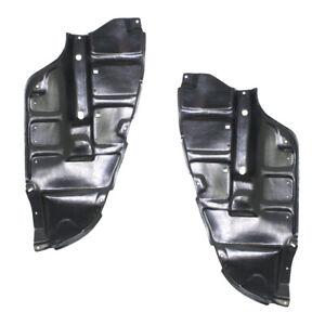 Engine Splash Shield Plastic Engine Under Cover Driver Side Left LH Compatible with Toyota Solara