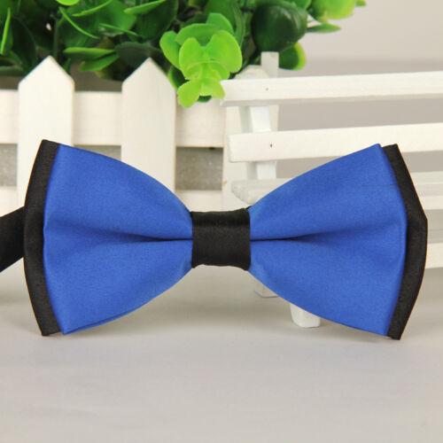 Formal Men/'s Wedding Bowtie Novelty Tuxedo Necktie Bow Tie Classic Adjustable CA