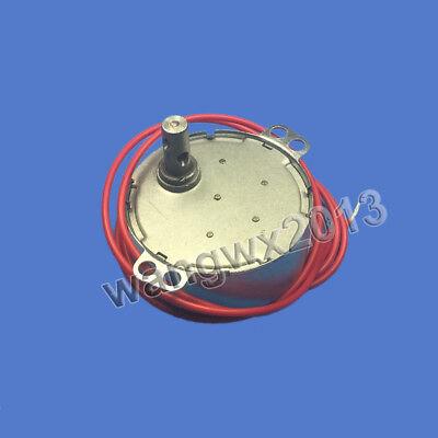 AC5V~220V TYC-50 Synchronous Motor Plastic Gear Speed Reduction Gear Motor L38mm