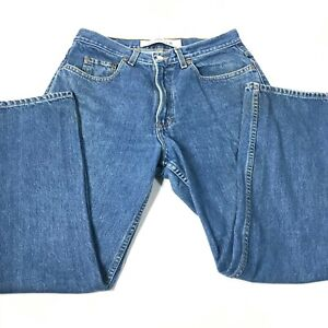 Vintage 1990s GAP Relaxed Fit Jeans Men's Size 32 x 28 Made Mexico