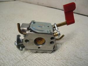 Image Is Loading New Oem Poulan Carb Carburetor 545006017 Pp446e Ppb150e