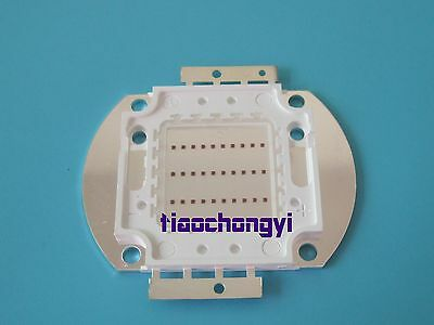 1W 3W 10W 20W 30W 50W 100W Yellow 590-595nm High Power LED Chip Light Lamp DIY