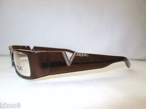 VOGUE FULL FRAME CLEAR BROWN GLASSES VO 2586 1487 49  16 135 ex display - Kent, United Kingdom - VOGUE FULL FRAME CLEAR BROWN GLASSES VO 2586 1487 49  16 135 ex display - Kent, United Kingdom