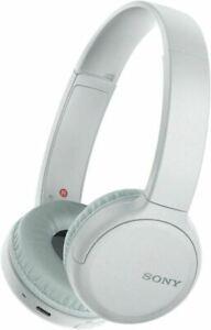 Sony WH-CH510 Senza Fili Bluetooth Cuffie On-Ear-Bianco