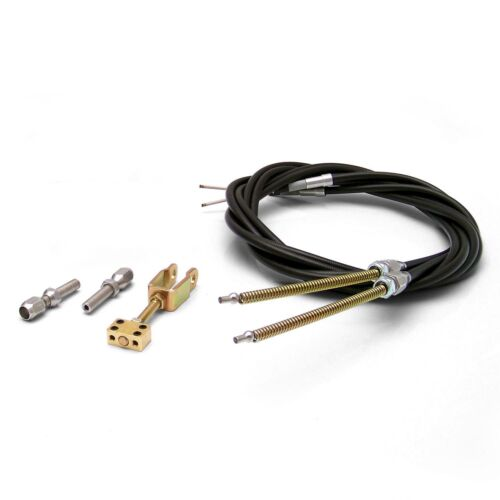 Emergency Hand Brake Cable Kit with Hardware model t g force flathead auto