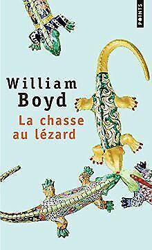 Chasse au lezard (la) de Boyd   Livre   état bon