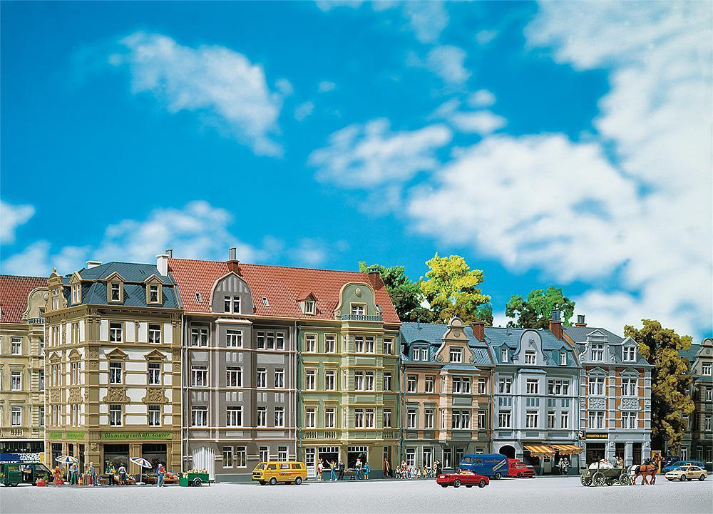 Ftuttier Ftuttier Ftuttier 130915 - 1 87 h0 CASE città riga Goethe STRADA-NUOVO 6df08c