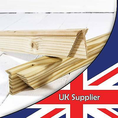 Canvas Stretcher Bars, Canvas Frames, UK Pine Wood 18mm & 38mm Boxes & Pairs