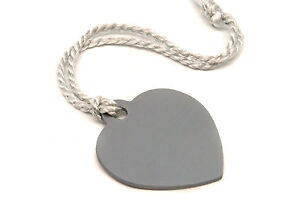 Personalised-Large-Silver-Aluminium-Heart-Bookmark-Gift-Box-Any-Message-Engraved