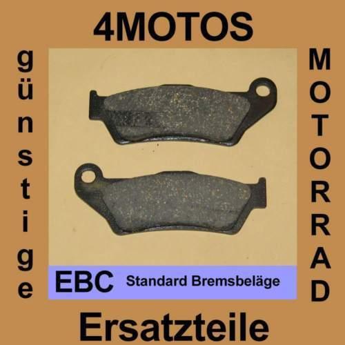 Bremsbeläge EBC TM Racing EN 300 vorne