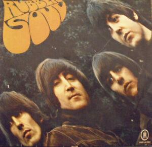 The Beatles - Rubber Soul LP Album Vinyl Schallplatte 183361