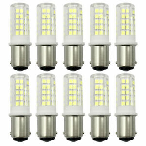 BA15D LED bulb 80-4014SMD 220V Fit Kenmore//Singer 221//222K//301A//401A//500 White#N