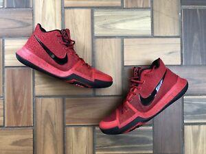 45fc7fa514dc Nike Kyrie 3 III   Three Point Contest   Varsity University Red ...