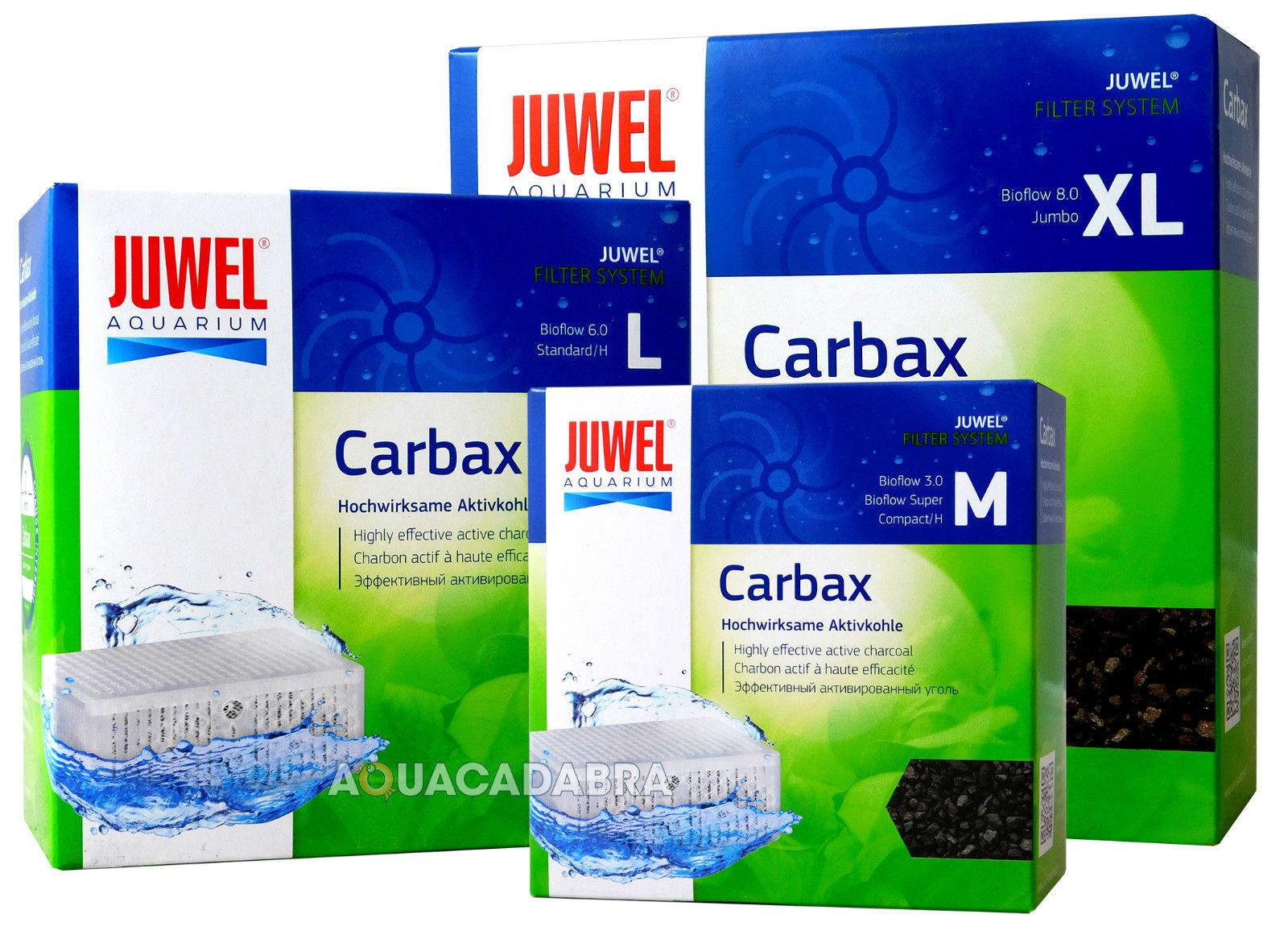 Genuine JUWEL Acquario carbax Carbonio Filtro Media Compact Standard JUMBO SERBATOIO