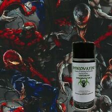 Hydrographic Film Water Transfer Hydro Dipping Dip Activator Amp Web Of Venom Kit