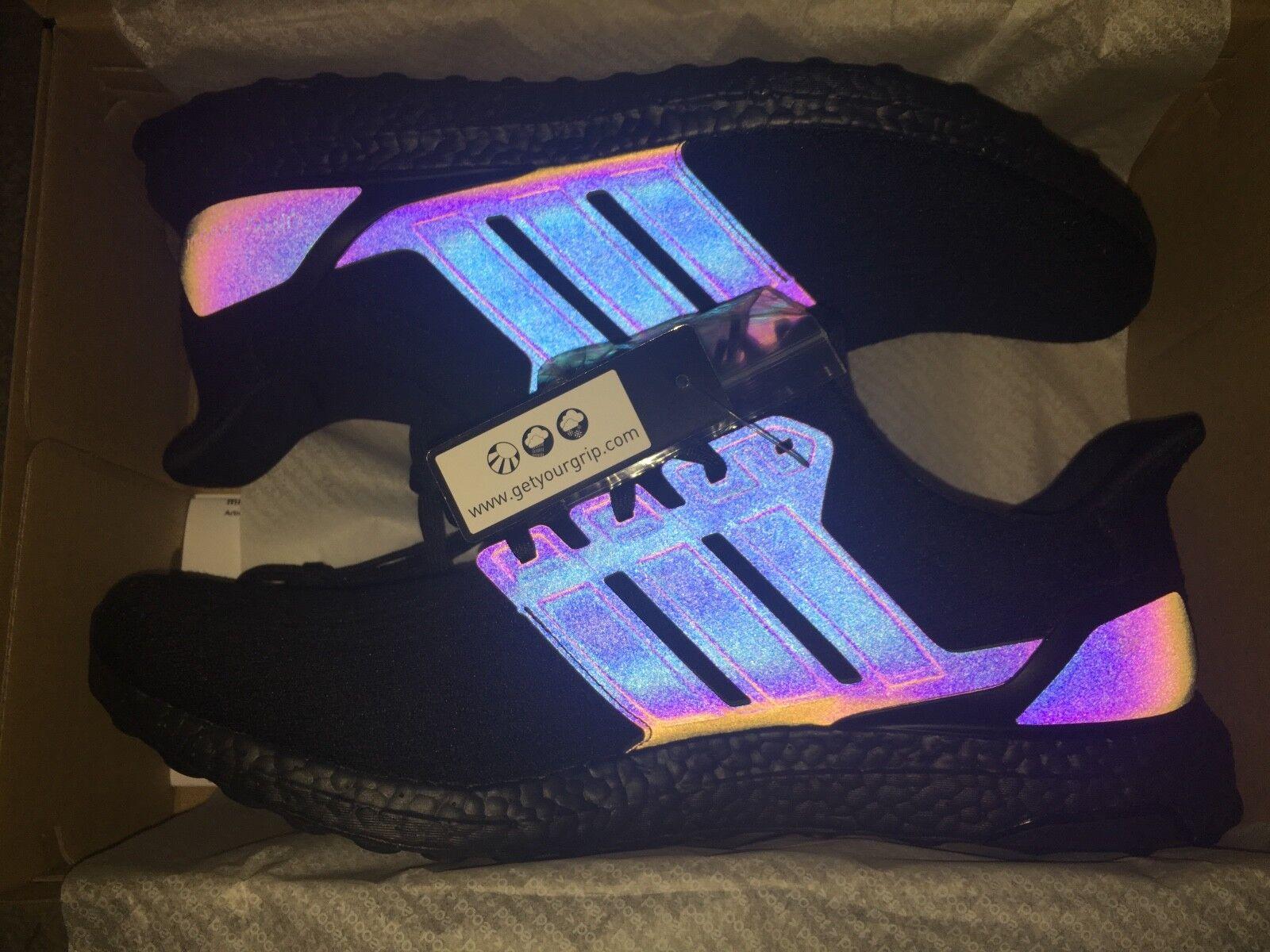 MI Adidas Nero Ultra Boost Boost Boost Triple XENO-MOLTO RARA-Taglia UK13.5 - Tutto esaurito 3a3f76