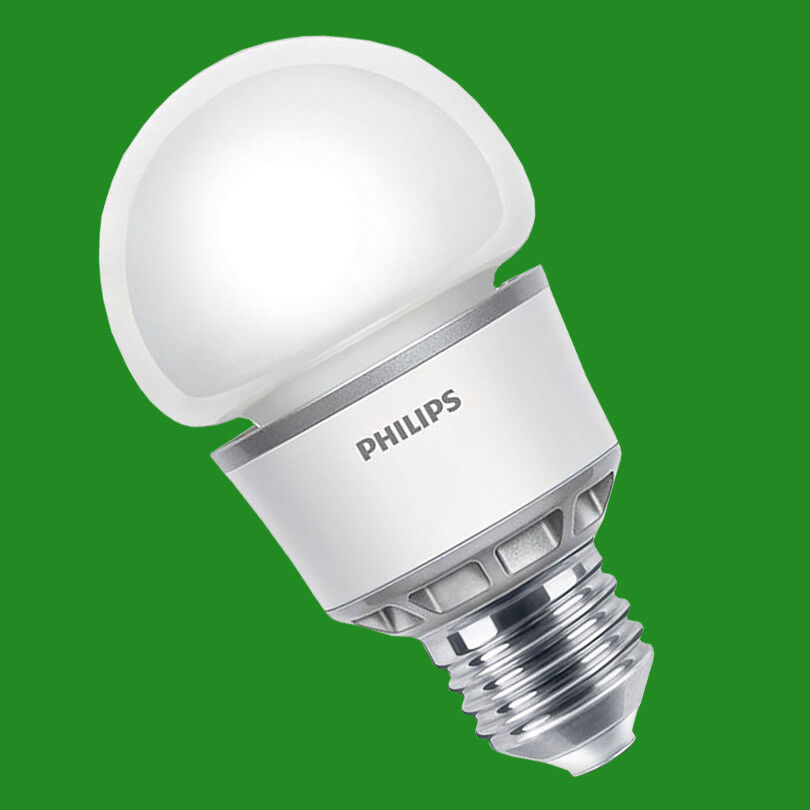 12x 5 W (= 25 W) GLS Bombilla LED A60 Globe es E27 Lámpara Ahorro De Energía 210 LM
