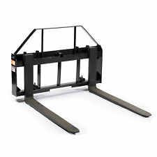 Titan Attachments 46 Pallet Fork Frame Attachment With 42 Fork Blades