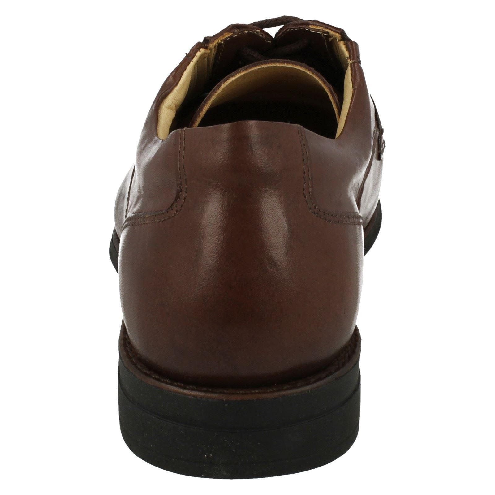 Sale Herren Anatomic Gel Leather Leather Leather Schnürschuh Platina    c2763c