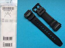 Casio Uhrband Ersatzband Strap Band SGW-400 und SGW-300 schwarz