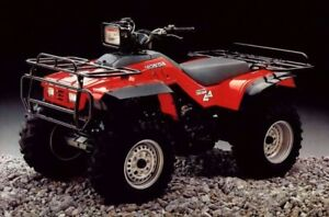 Details about Honda Foreman 350 350D 86-88' 14 5% Gear Reduction