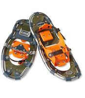 L.l. Bean Winter Walker Kid's 19 Snowshoes Camouflage Fast Shipping Look