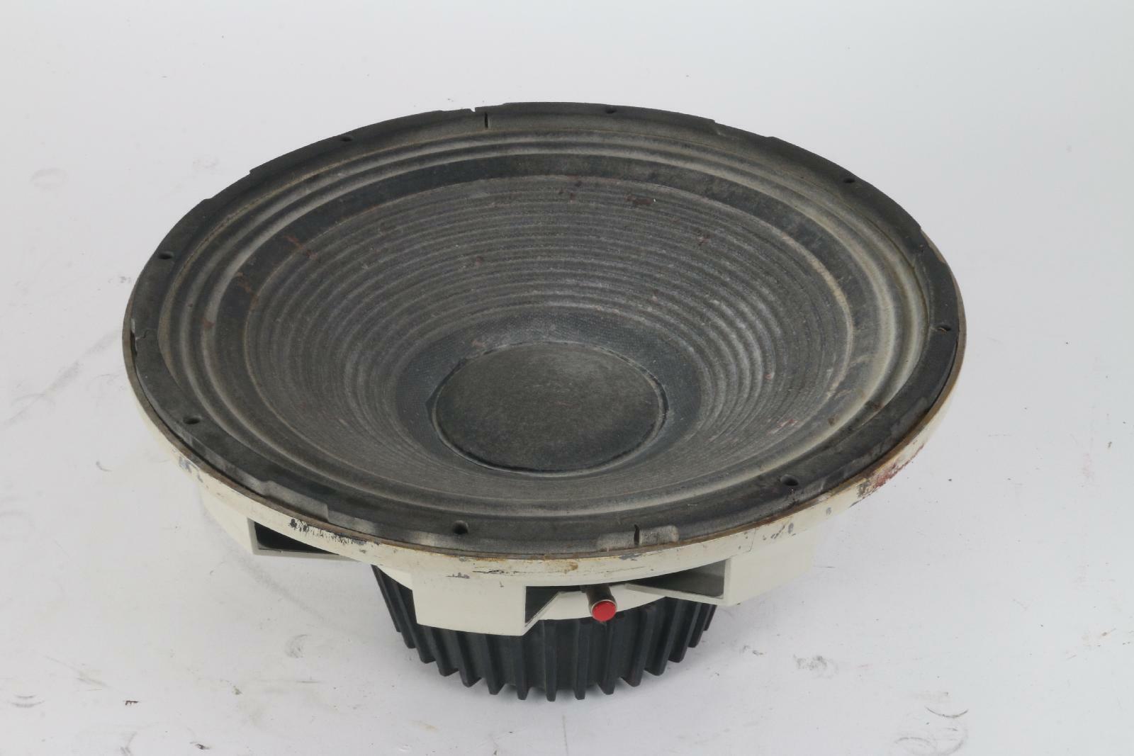 Cetec Gauss 15  5840 8 OHM Loudspeaker Speaker - Single